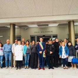 8 Settembre 2019 - Inaugurazione della nuova facciata del Municipio