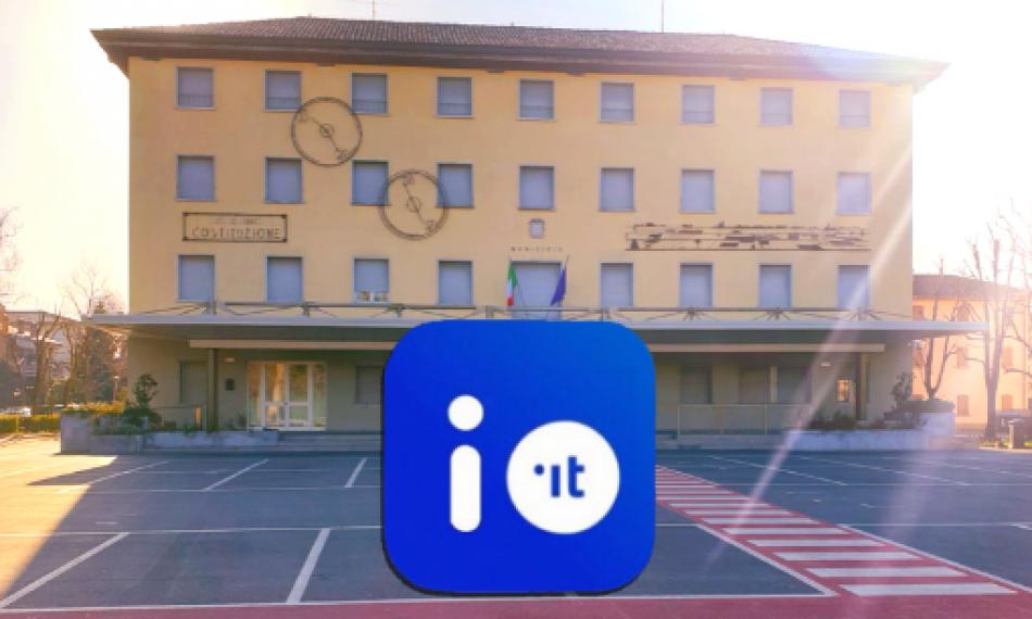 Il Comune di Sala Bolognese sull'App IO