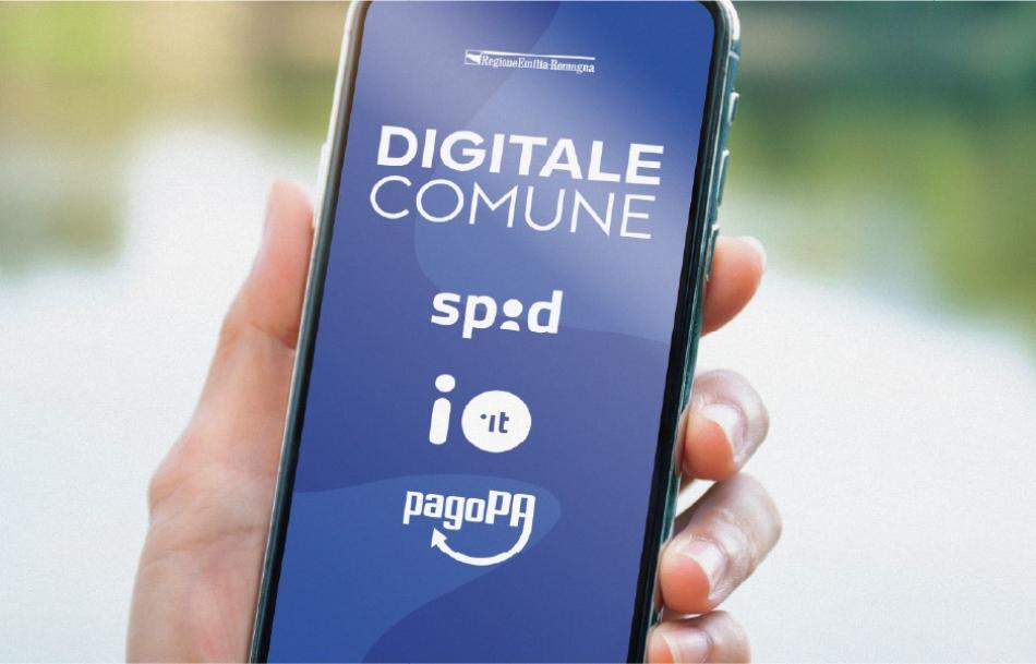 Digitale Comune: il progetto della Regione Emilia - Romagna per la trasformazione digitale