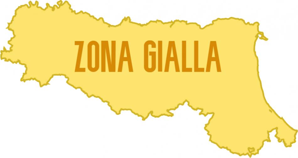 Emilia Romagna Zona Gialla