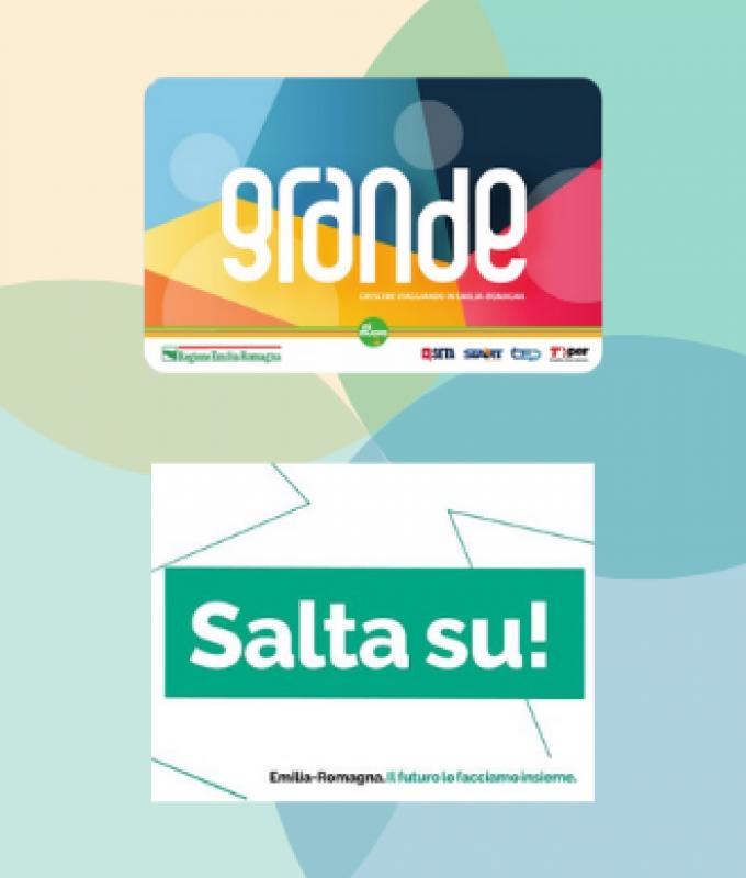Abbonamenti gratuiti a bus e treni per under 14 e under 19 in Emilia Romagna