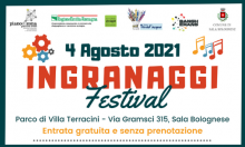 4 Agosto Ingranaggi Festival