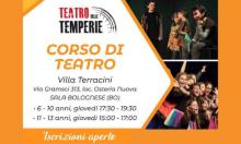 Corso di Teatro a Villa Terracini