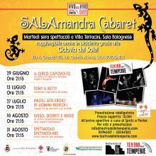 Rassegna Salamandra cabaret 2021