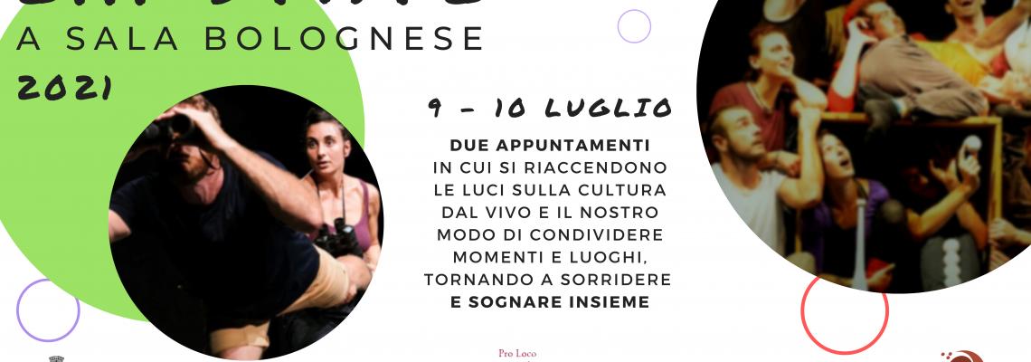 Estate a Sala Bolognese 2021