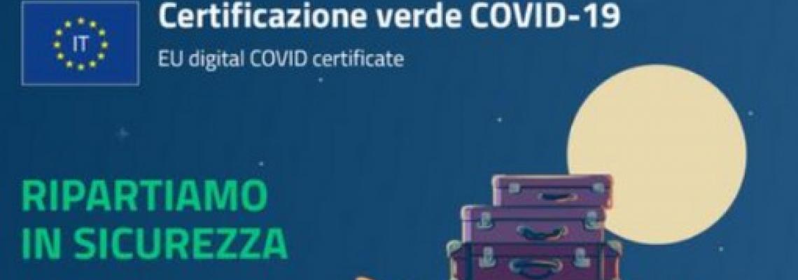 eurocovid certificate green pass